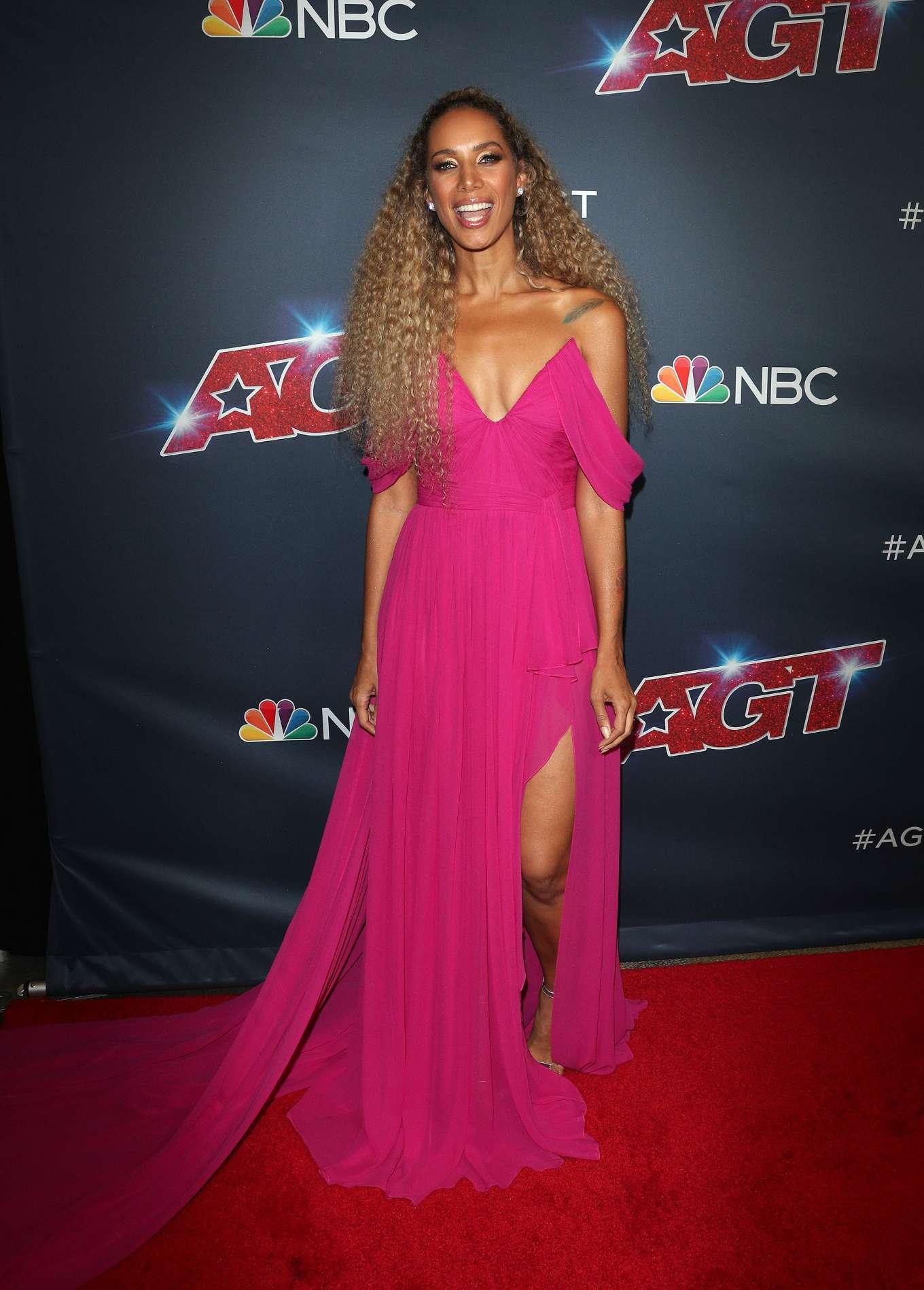 Leona Lewis 2019 : Leona Lewis – Americas Got Talent Season 14 Finale-06