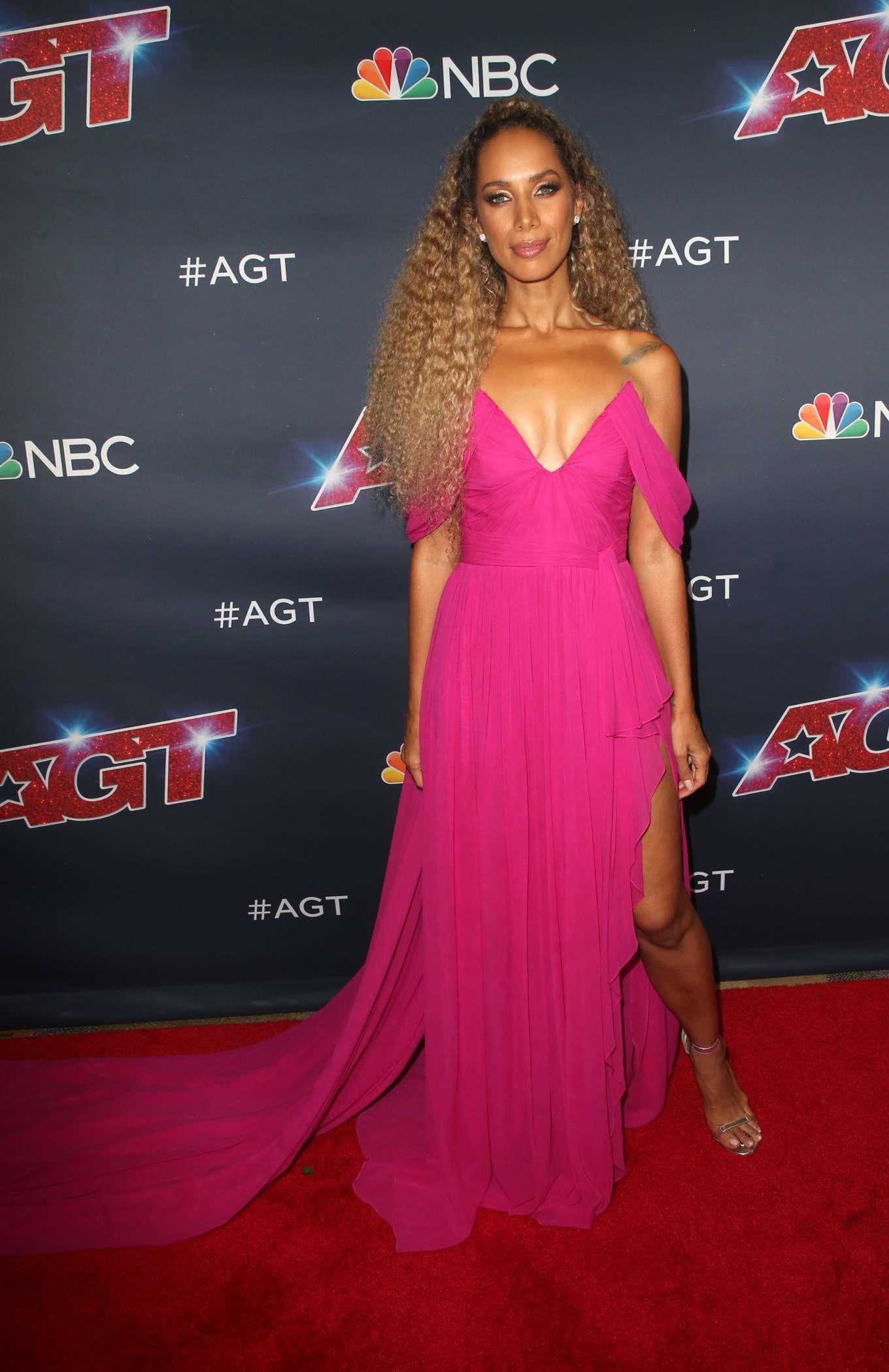Leona Lewis 2019 : Leona Lewis – Americas Got Talent Season 14 Finale-08