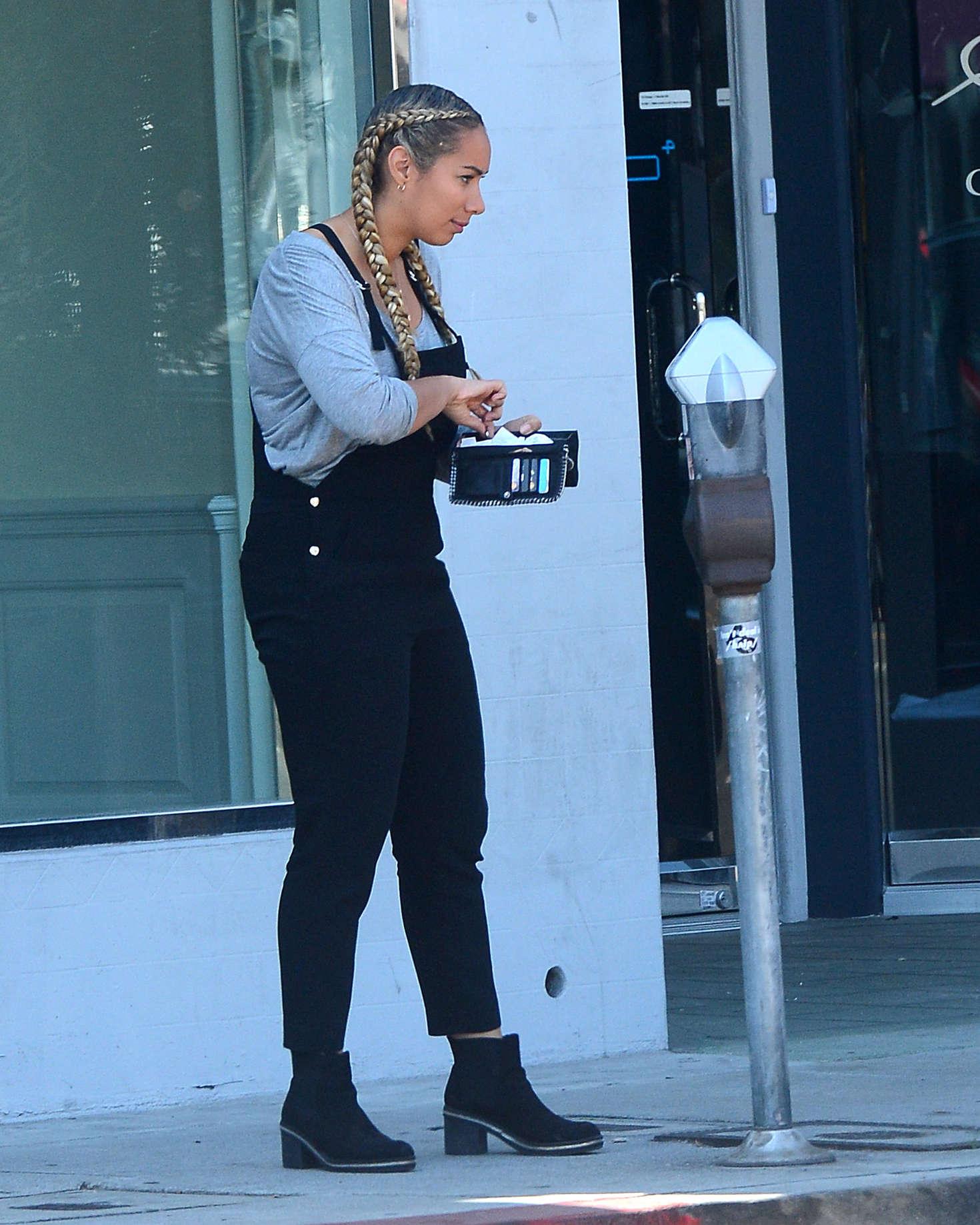 Leona Lewis 2016 : Leona Lewis at Crossroads in Los Angeles -06
