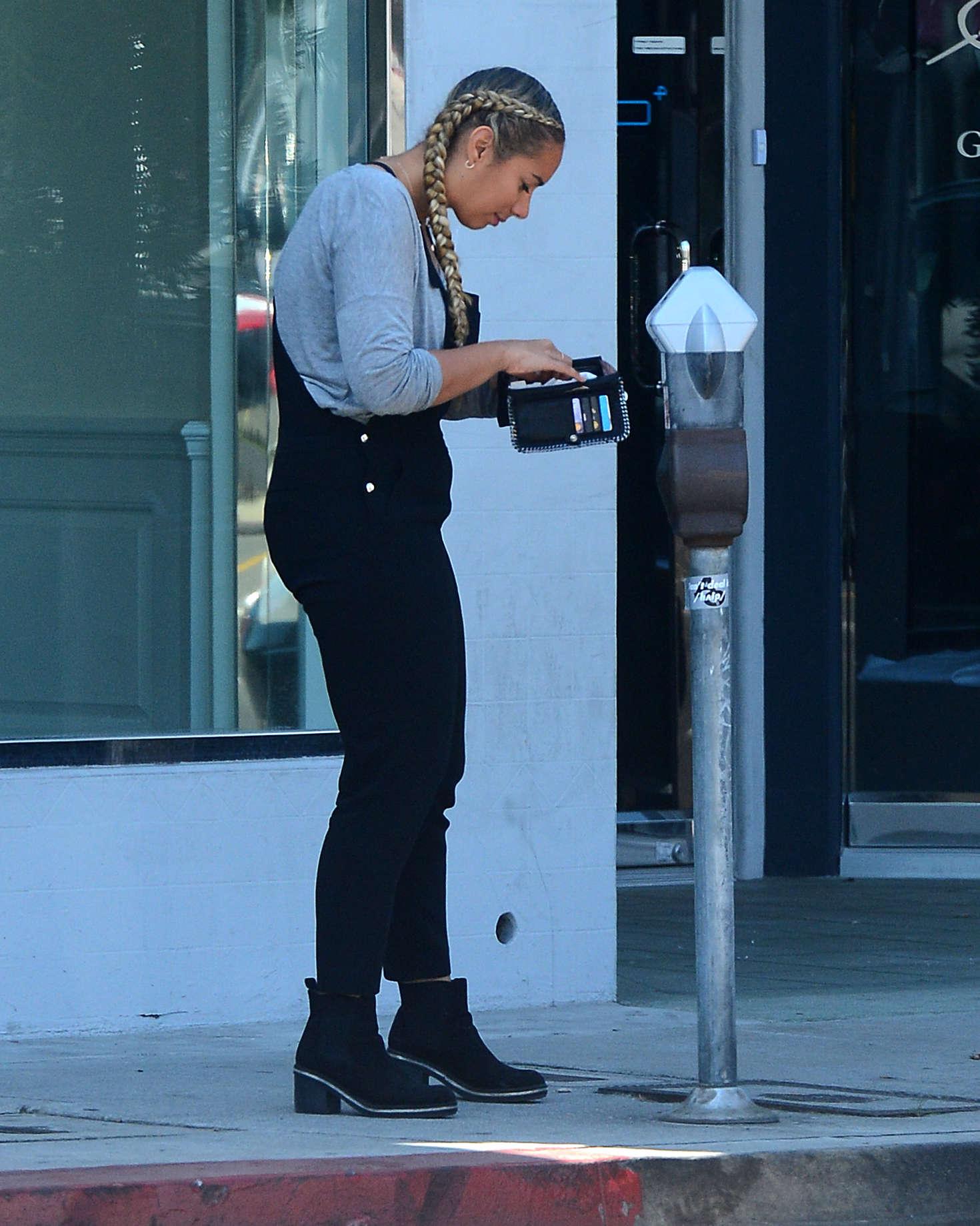 Leona Lewis 2016 : Leona Lewis at Crossroads in Los Angeles -12