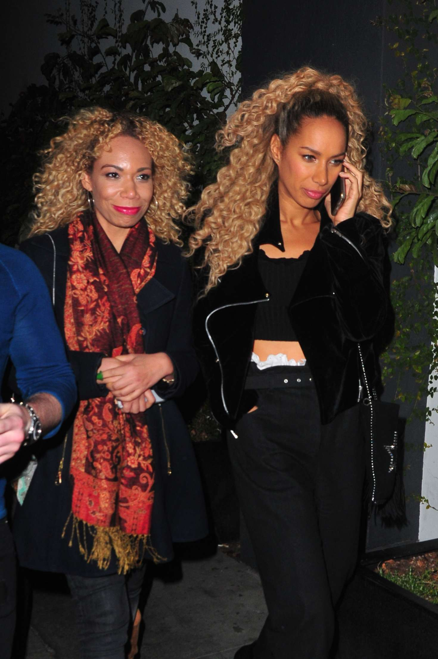 Leona Lewis 2018 : Leona Lewis at Dream Hotel -01