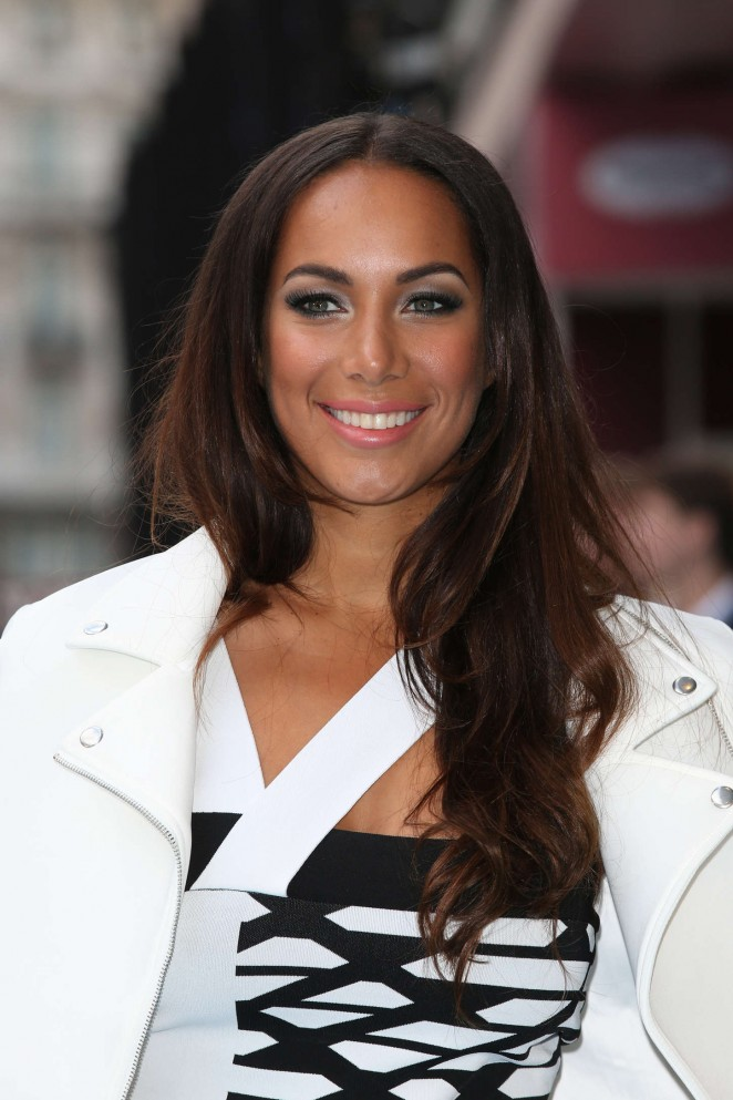 Leona Lewis - 'Entourage' Premiere in London