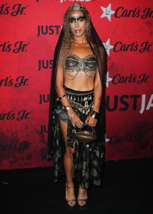 Leona Lewis - Just Jared's 7th Annual Halloween Party in LA