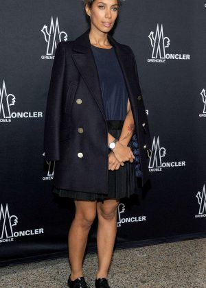 Leona Lewis - Moncler Grenoble Event in New York