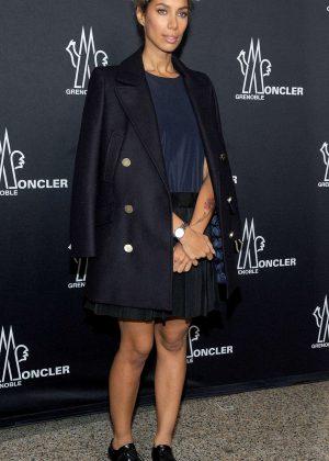 Leona Lewis - Moncler Grenoble Event in New York