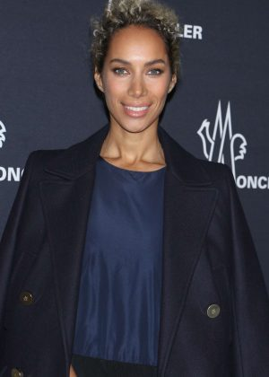 Leona Lewis - Moncler Grenoble Show at 2017 NYFW in New York