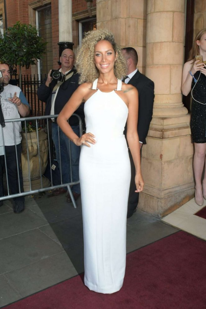 Leona Lewis - One For The Boys Gala in London