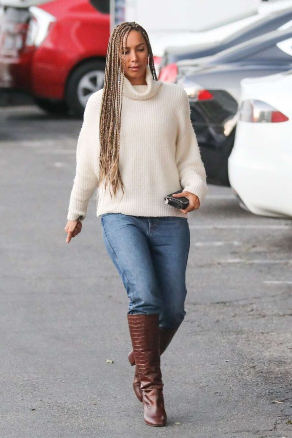 Leona Lewis 2020 : Leona Lewis – out and aboutin West Hollywood-04