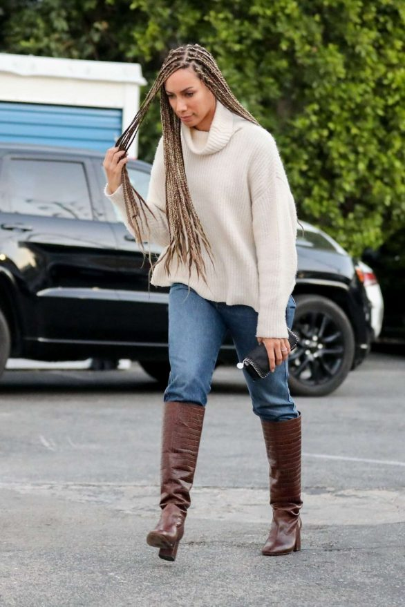 Leona Lewis 2020 : Leona Lewis – out and aboutin West Hollywood-05