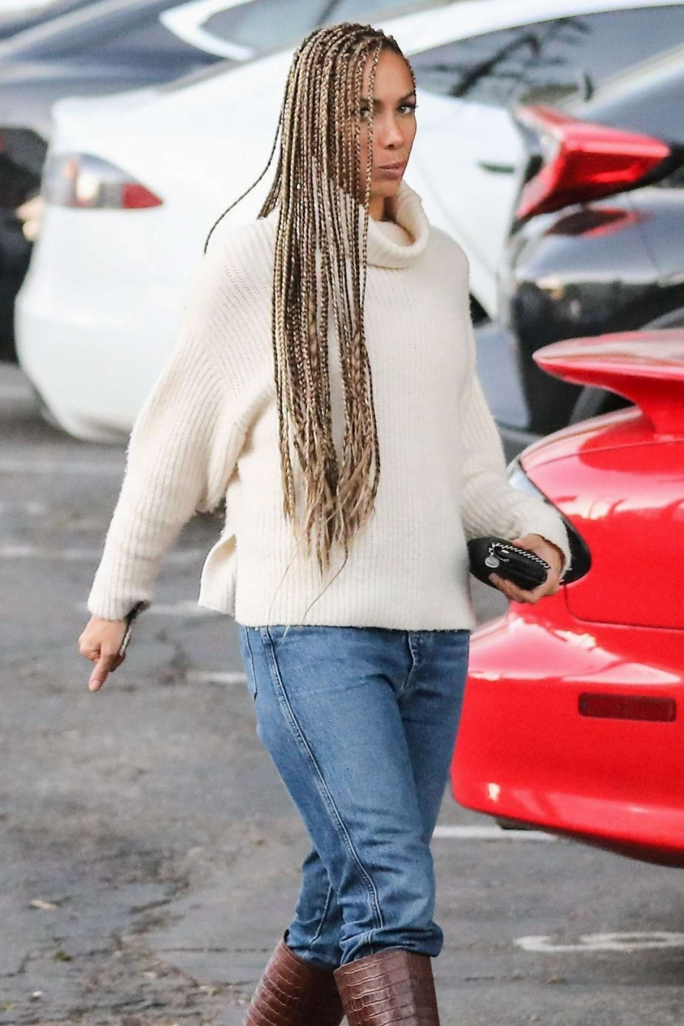 Leona Lewis 2020 : Leona Lewis – out and aboutin West Hollywood-06