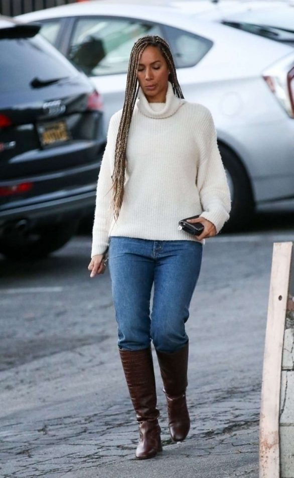 Leona Lewis 2020 : Leona Lewis – out and aboutin West Hollywood-07