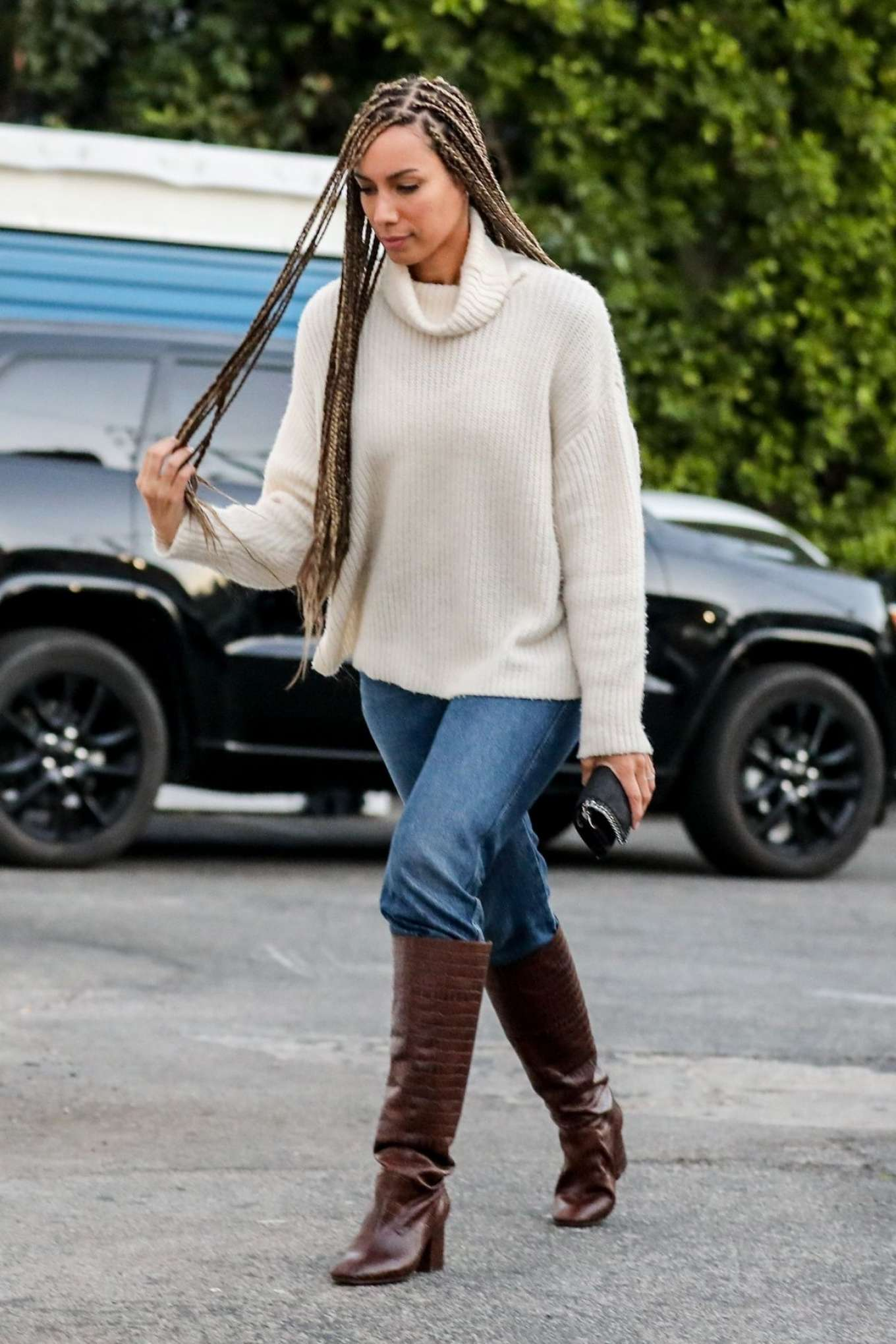 Leona Lewis 2020 : Leona Lewis – out and aboutin West Hollywood-08