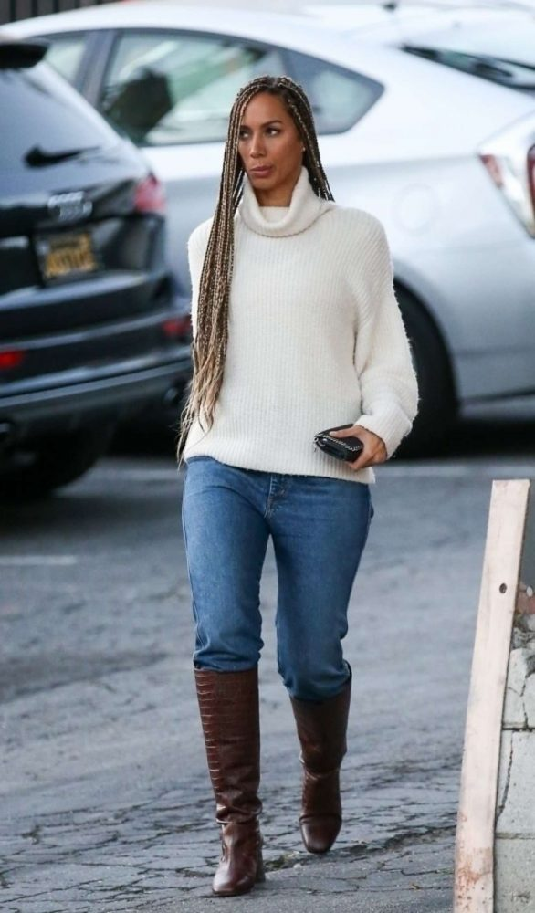 Leona Lewis 2020 : Leona Lewis – out and aboutin West Hollywood-09