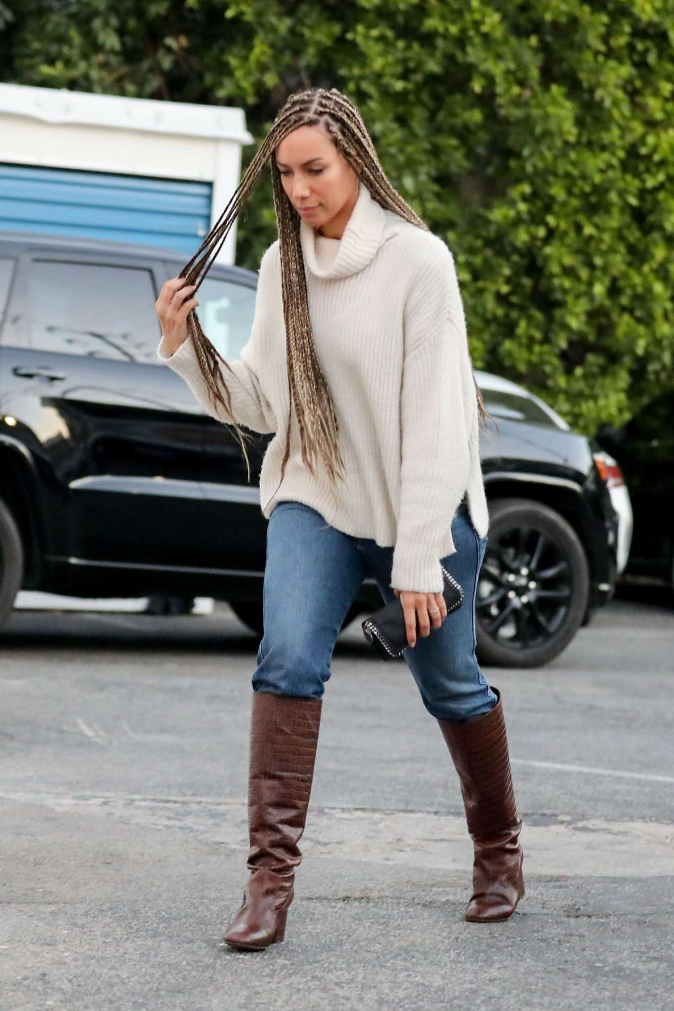 Leona Lewis 2020 : Leona Lewis – out and aboutin West Hollywood-11