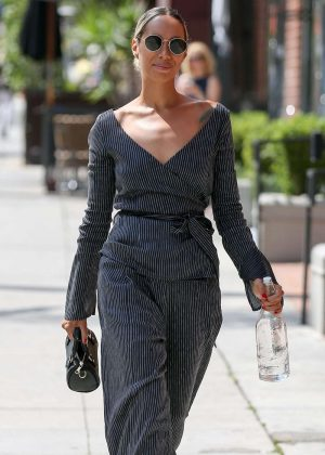 Leona Lewis Out in Los Angeles