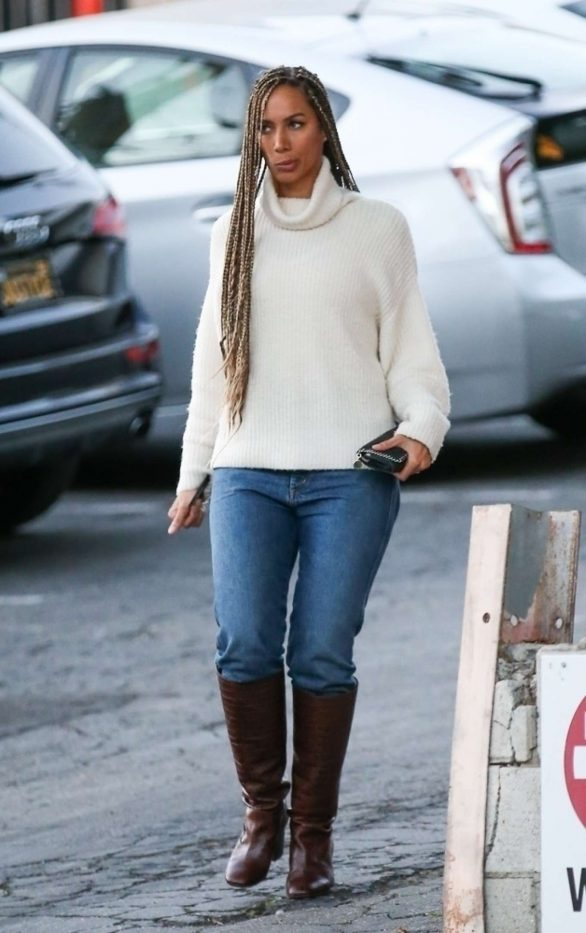 Leona Lewis - Out in West Hollywood