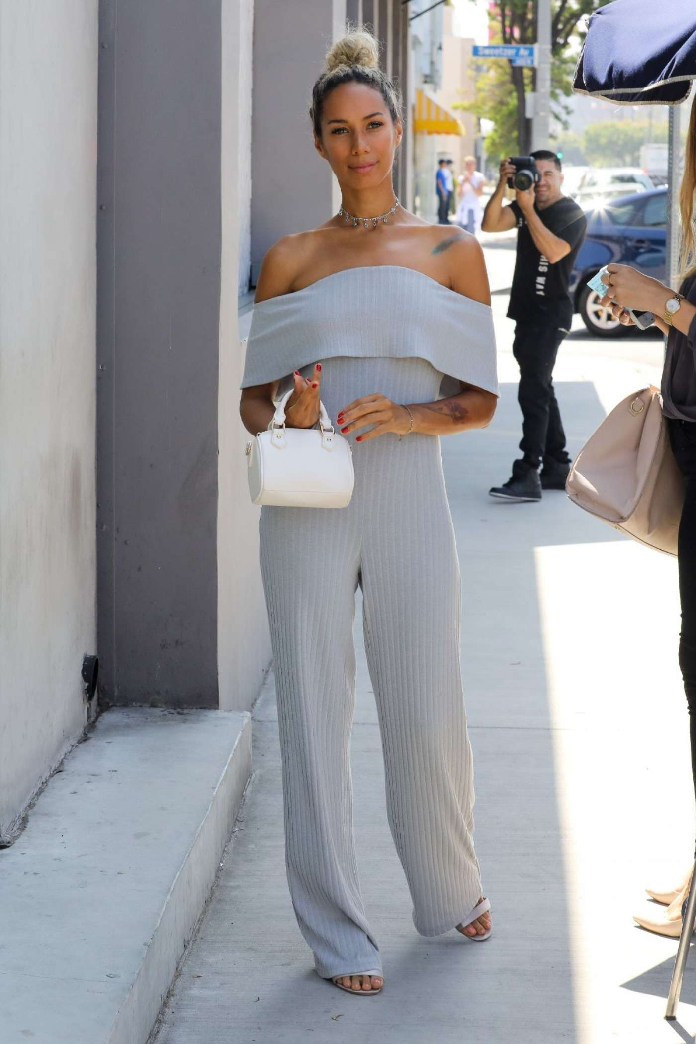 Leona Lewis 2017 : Leona Lewis Out in West Hollywood -04