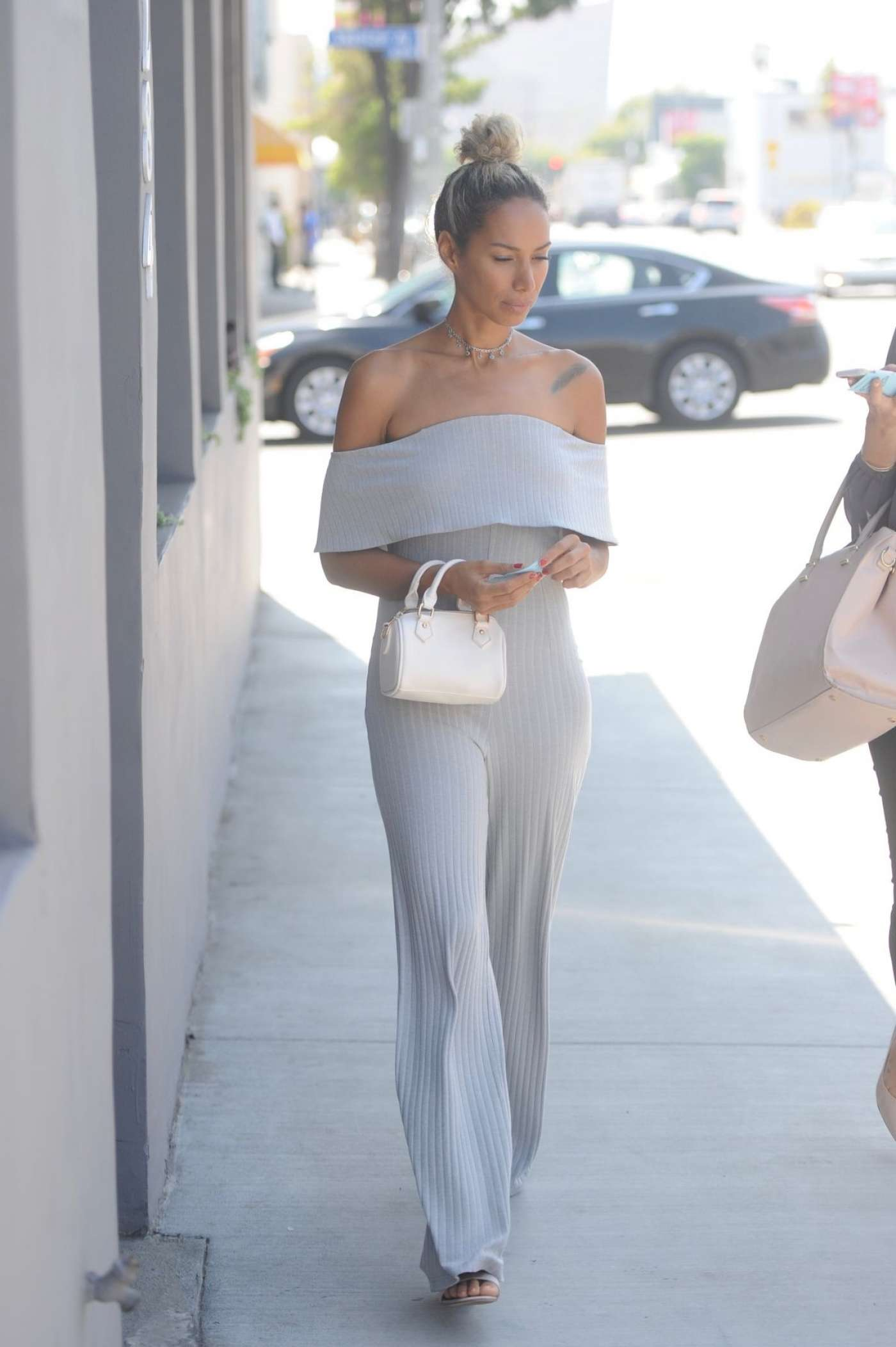 Leona Lewis 2017 : Leona Lewis Out in West Hollywood -11