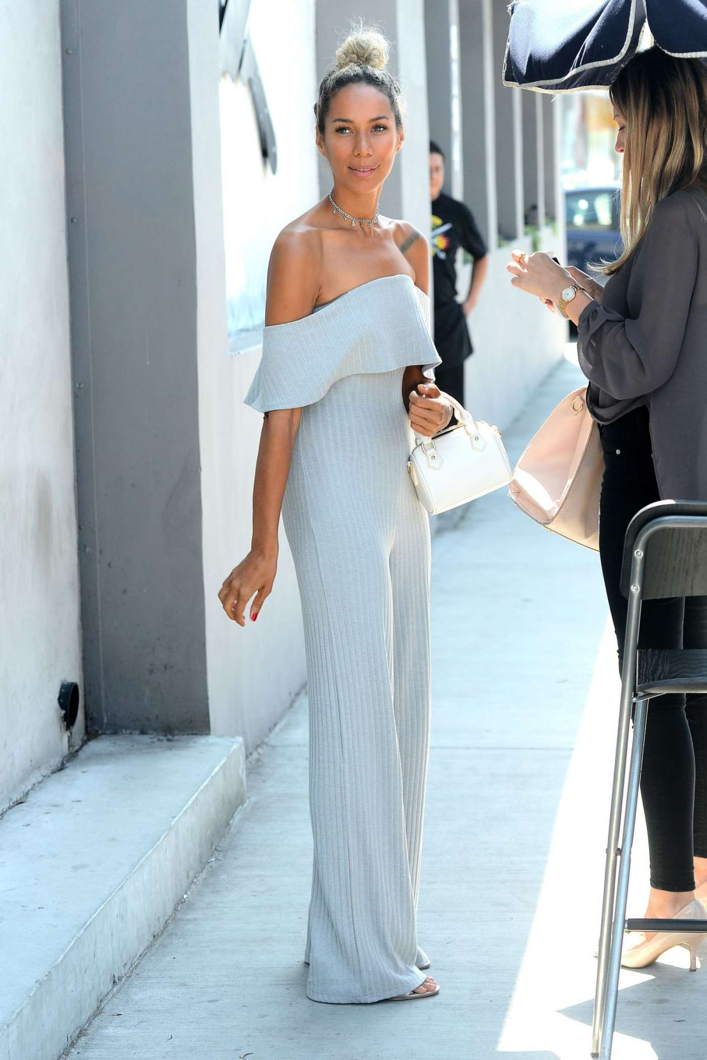 Leona Lewis 2017 : Leona Lewis Out in West Hollywood -14