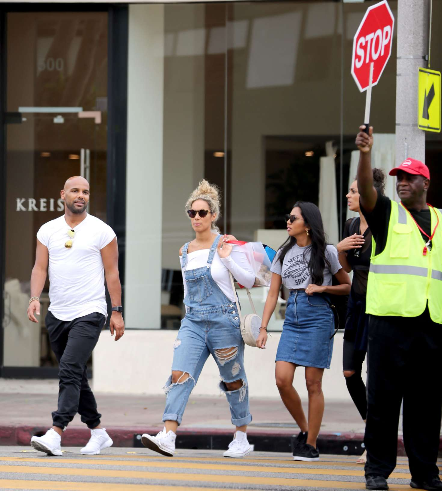 Leona Lewis 2016 : Leona Lewis out shopping in Los Angeles -01