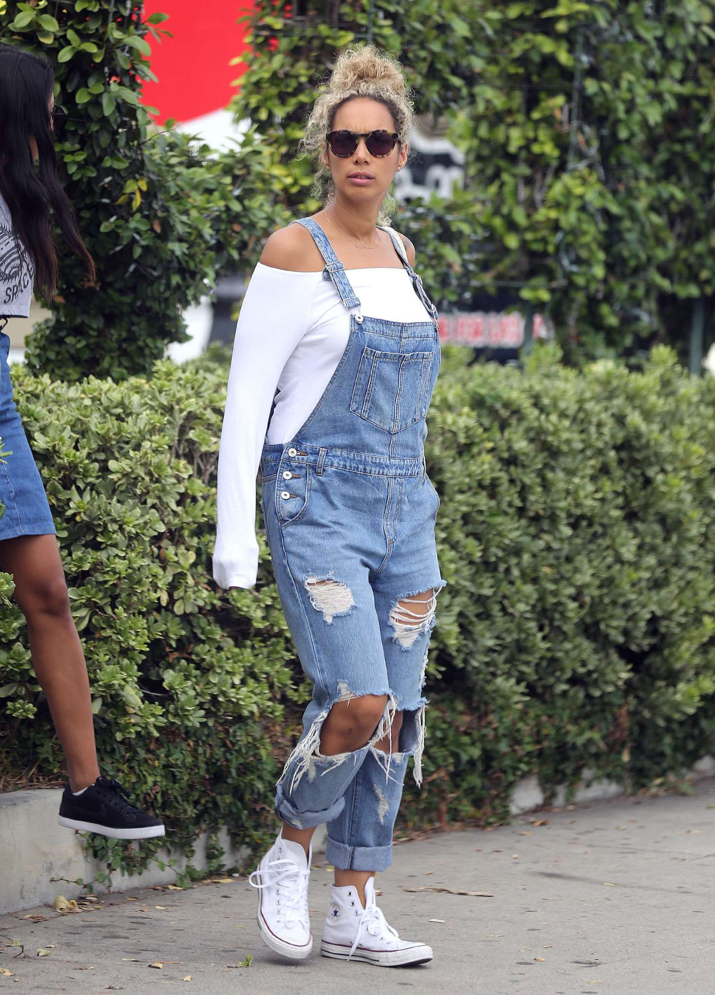 Leona Lewis 2016 : Leona Lewis out shopping in Los Angeles -03