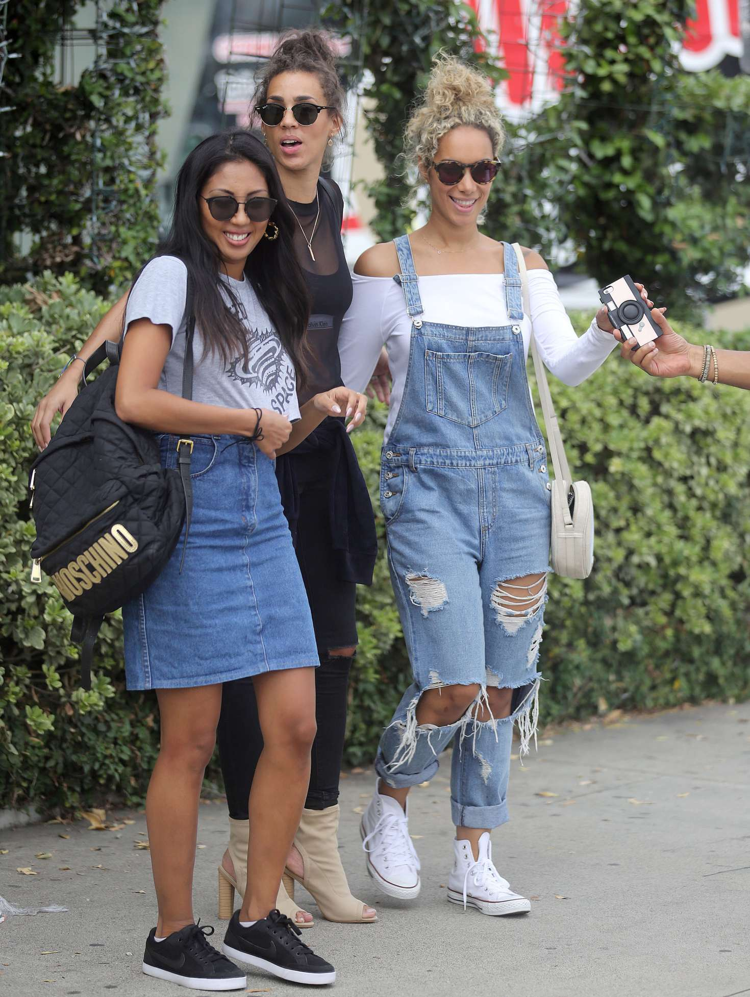 Leona Lewis 2016 : Leona Lewis out shopping in Los Angeles -05