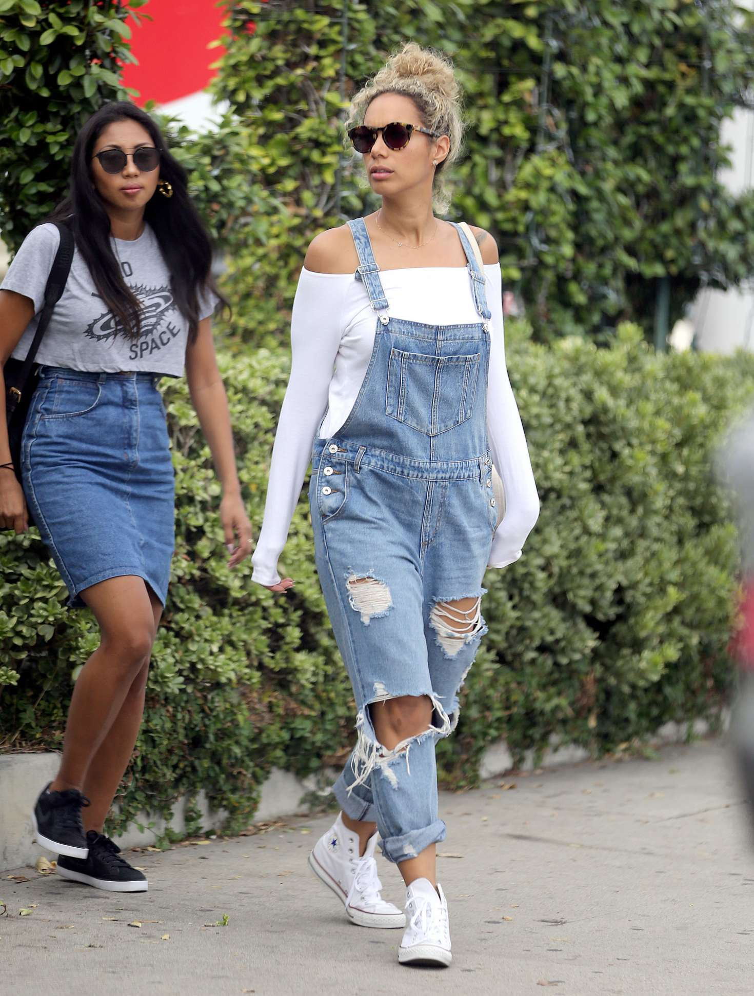 Leona Lewis 2016 : Leona Lewis out shopping in Los Angeles -10
