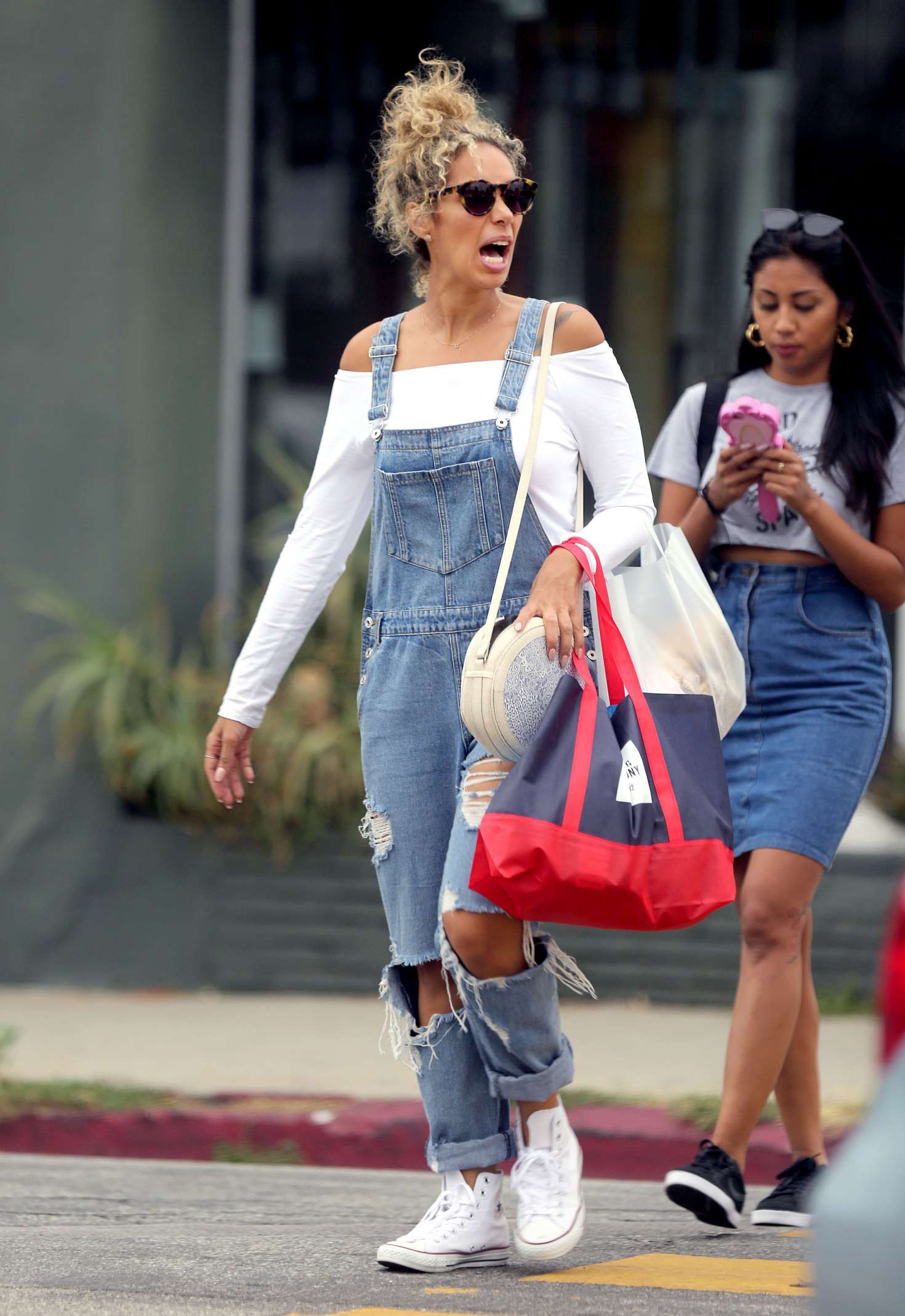 Leona Lewis 2016 : Leona Lewis out shopping in Los Angeles -11