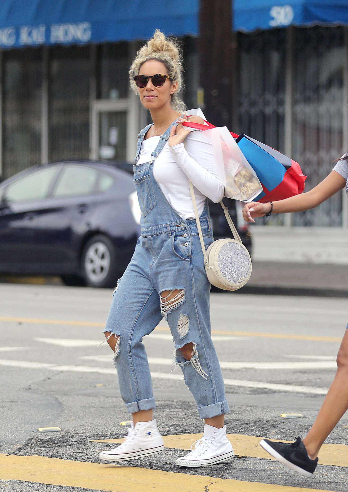 Leona Lewis 2016 : Leona Lewis out shopping in Los Angeles -14