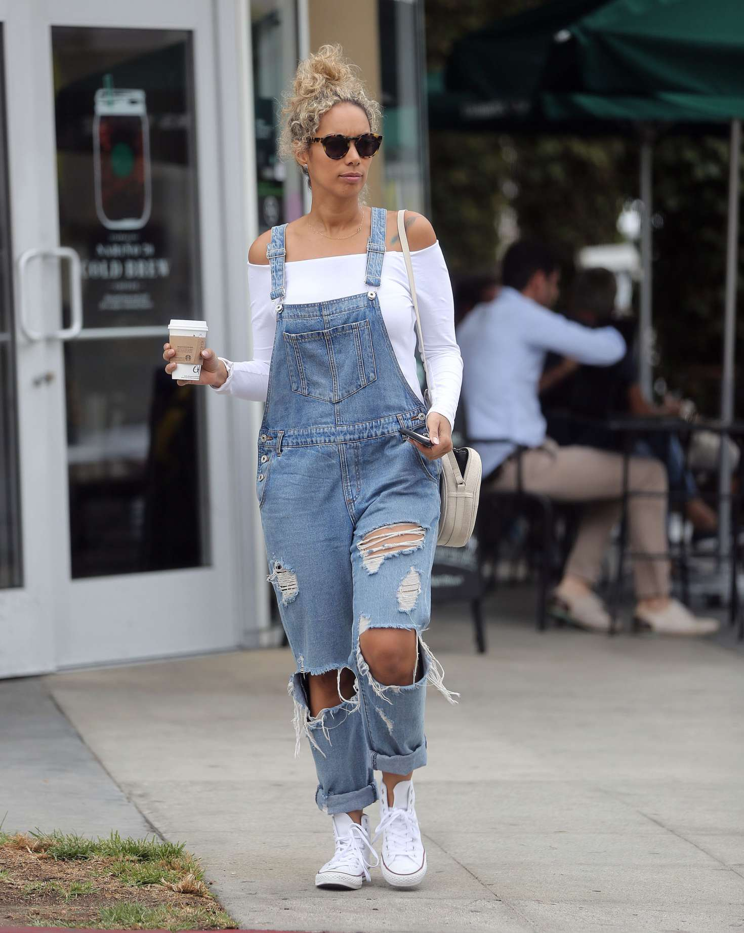 Leona Lewis 2016 : Leona Lewis out shopping in Los Angeles -16