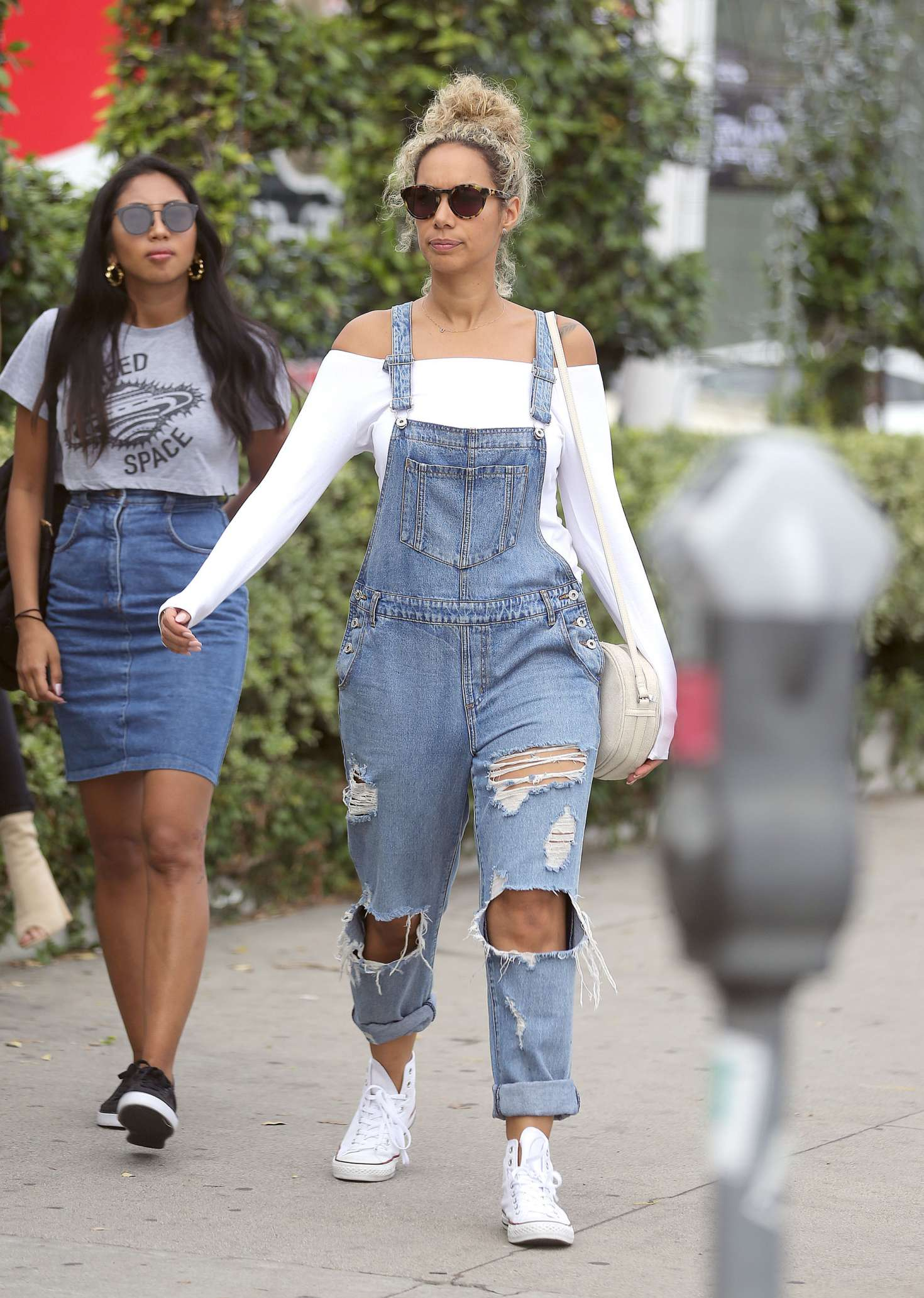 Leona Lewis 2016 : Leona Lewis out shopping in Los Angeles -18