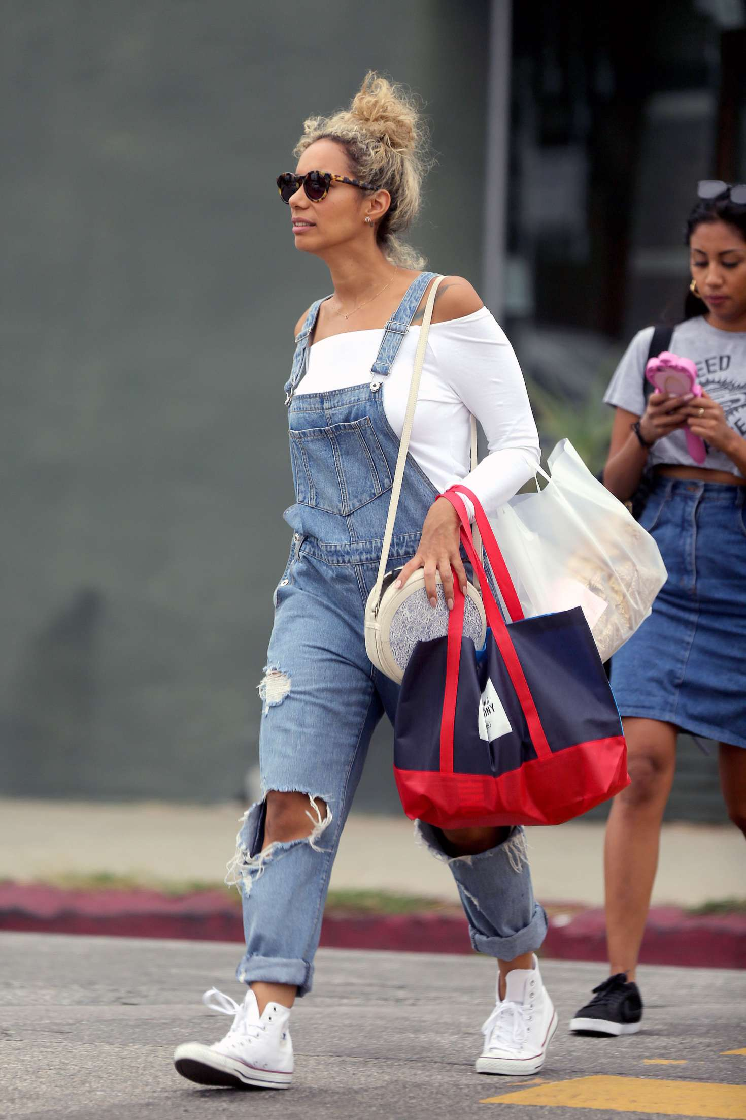 Leona Lewis 2016 : Leona Lewis out shopping in Los Angeles -19