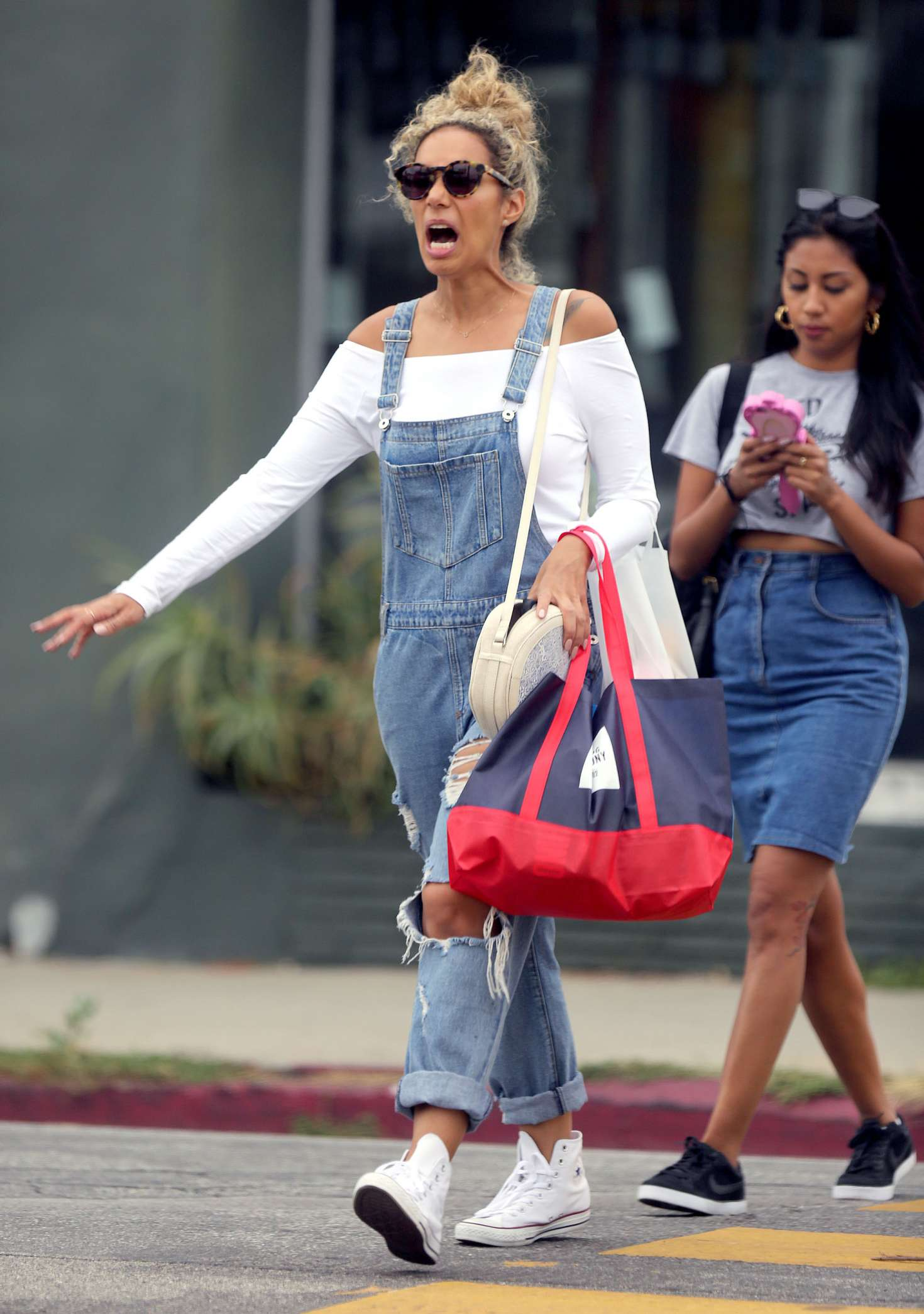 Leona Lewis 2016 : Leona Lewis out shopping in Los Angeles -20