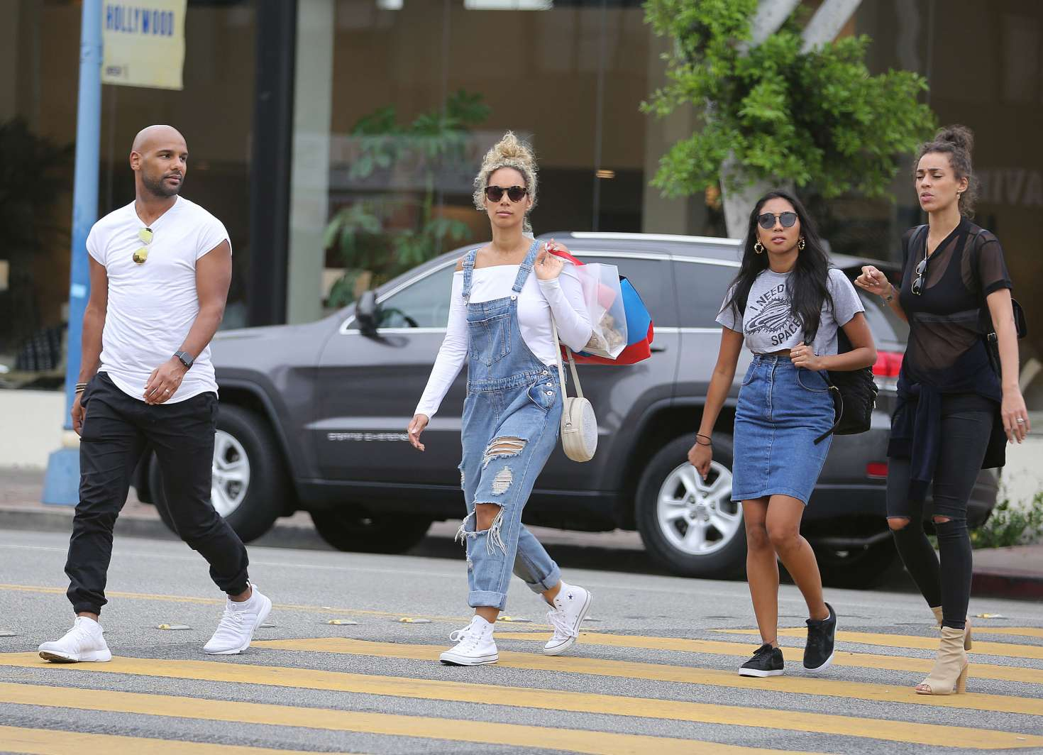 Leona Lewis 2016 : Leona Lewis out shopping in Los Angeles -23