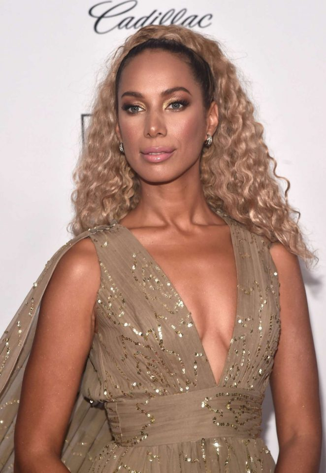 Leona Lewis - Point Foundation Honors Los Angeles 2018 Gala in LA
