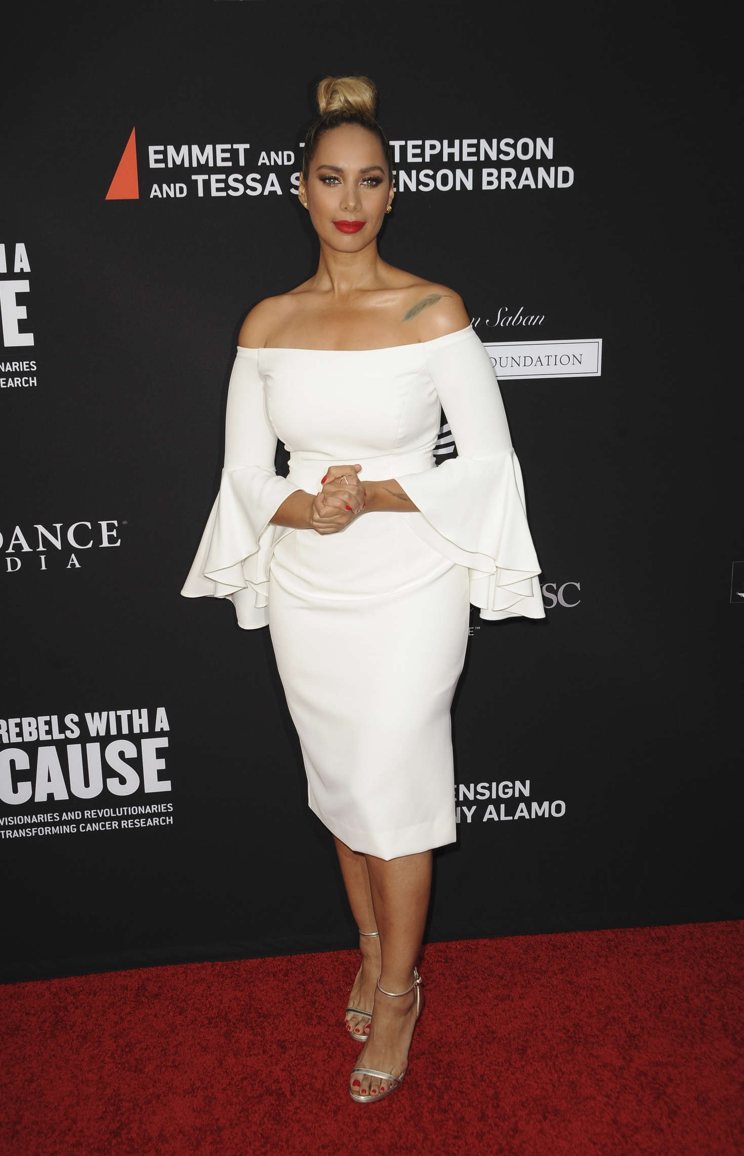 Leona Lewis - Rebels With a Cause Gala 2016 in Los Angeles