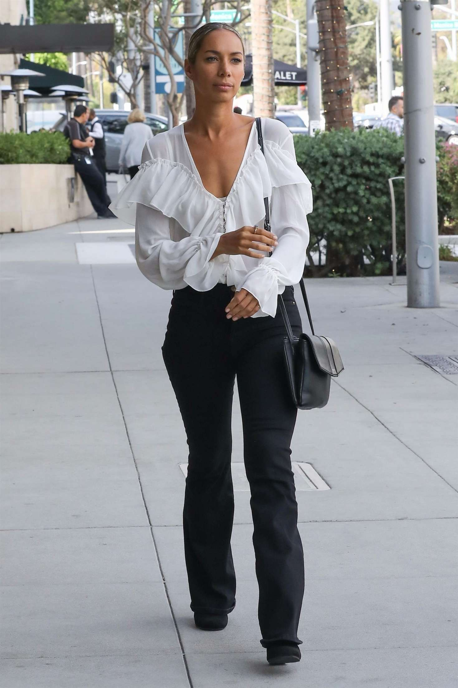 Leona Lewis 2017 : Leona Lewis: Shopping in Beverly Hills -03