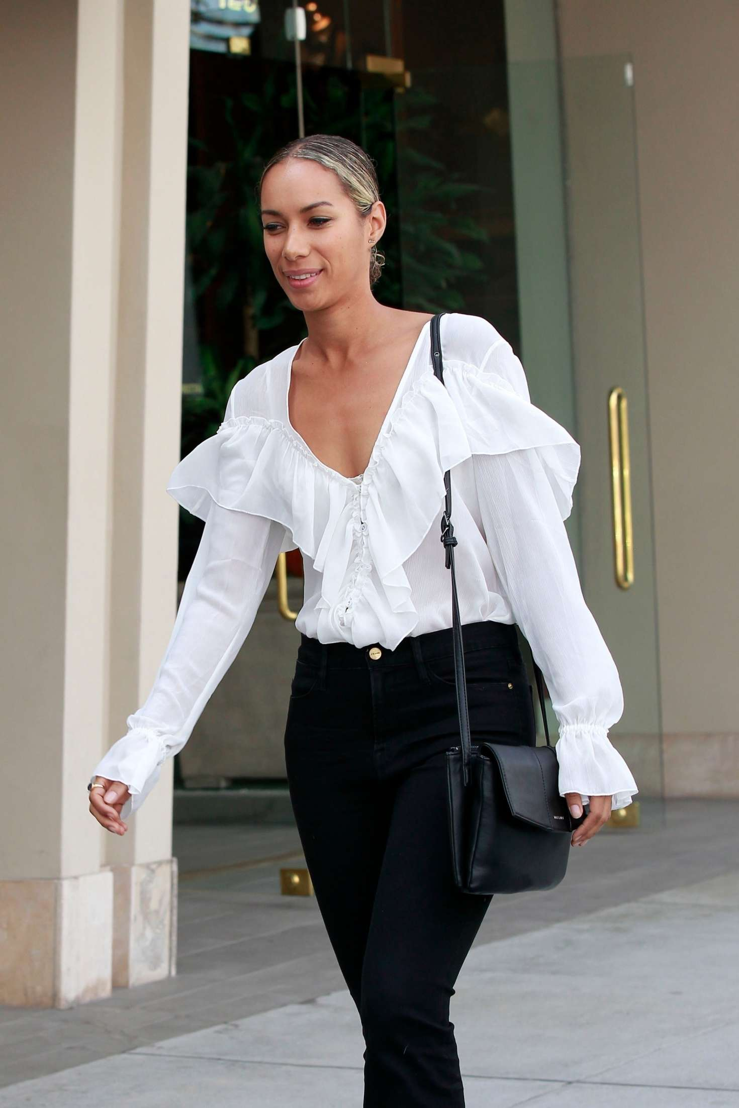 Leona Lewis 2017 : Leona Lewis: Shopping in Beverly Hills -04
