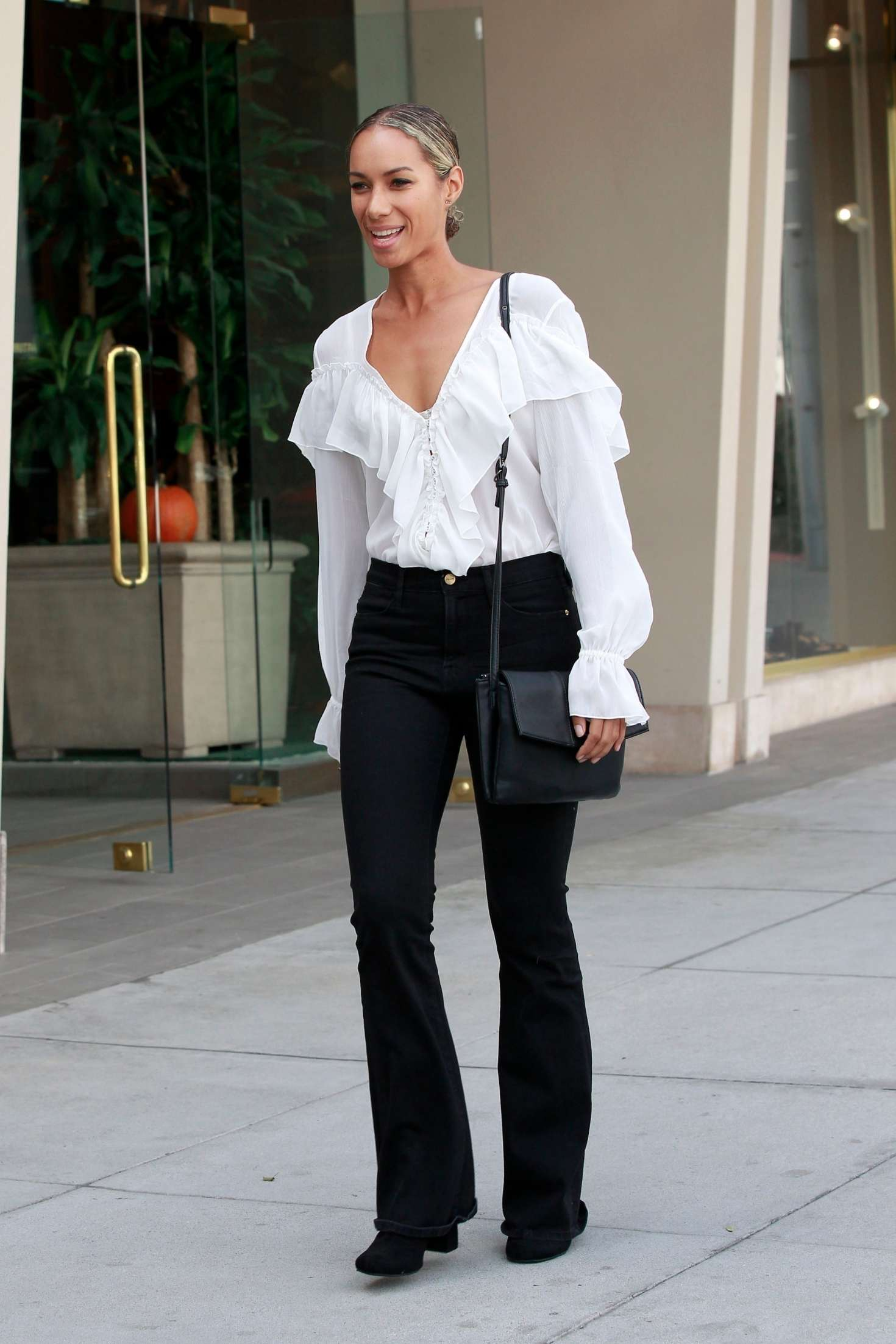 Leona Lewis 2017 : Leona Lewis: Shopping in Beverly Hills -05