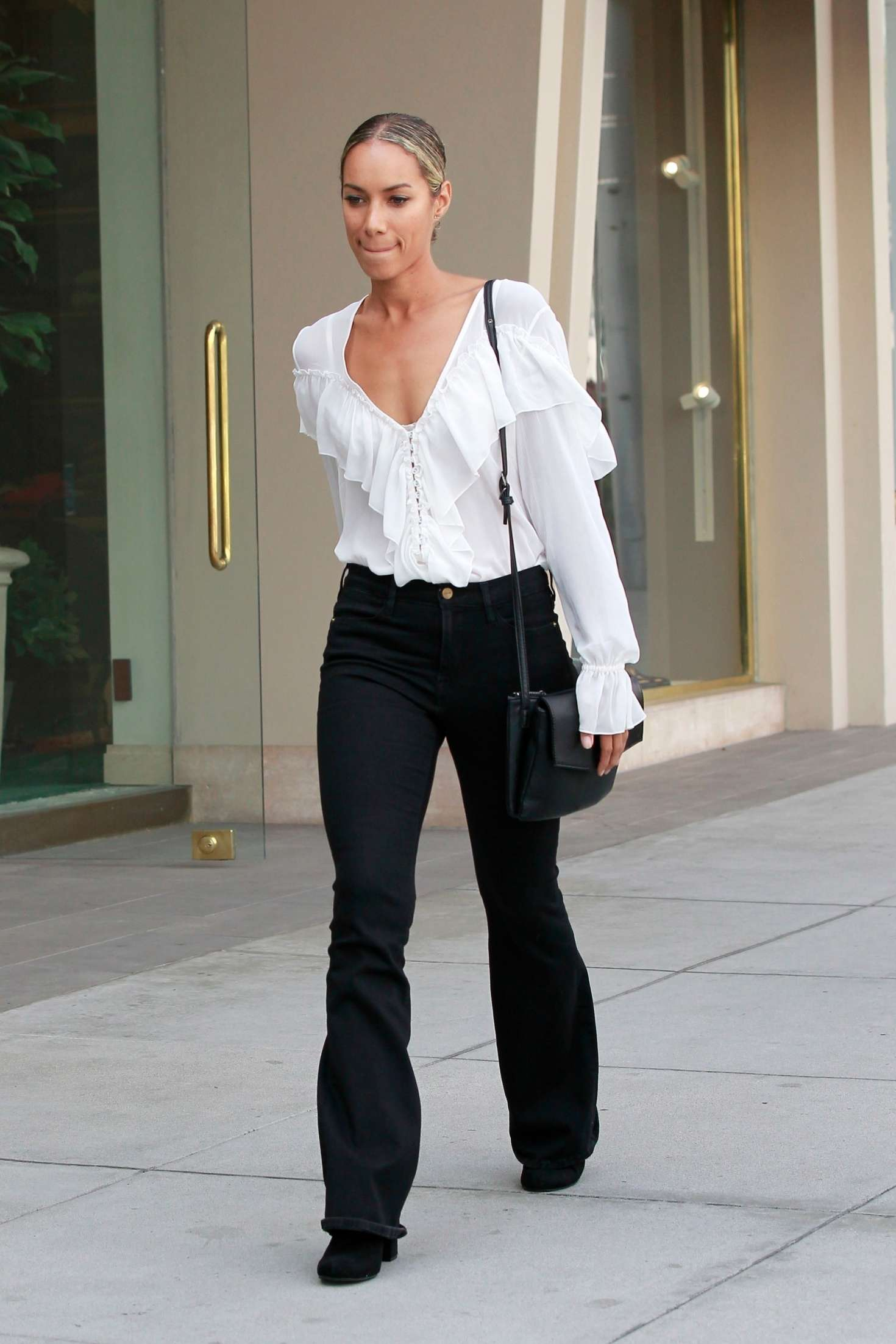 Leona Lewis 2017 : Leona Lewis: Shopping in Beverly Hills -06