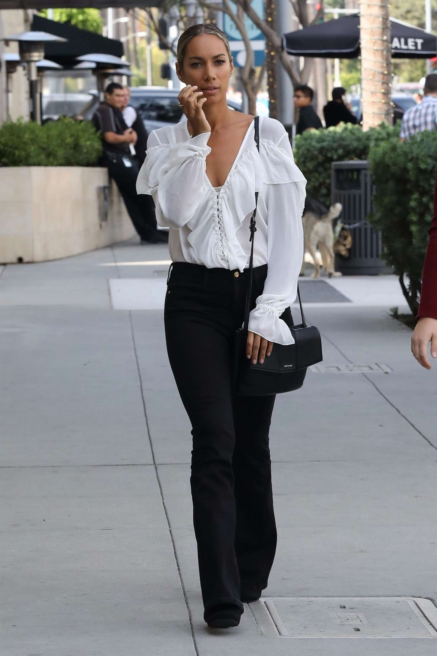Leona Lewis 2017 : Leona Lewis: Shopping in Beverly Hills -08