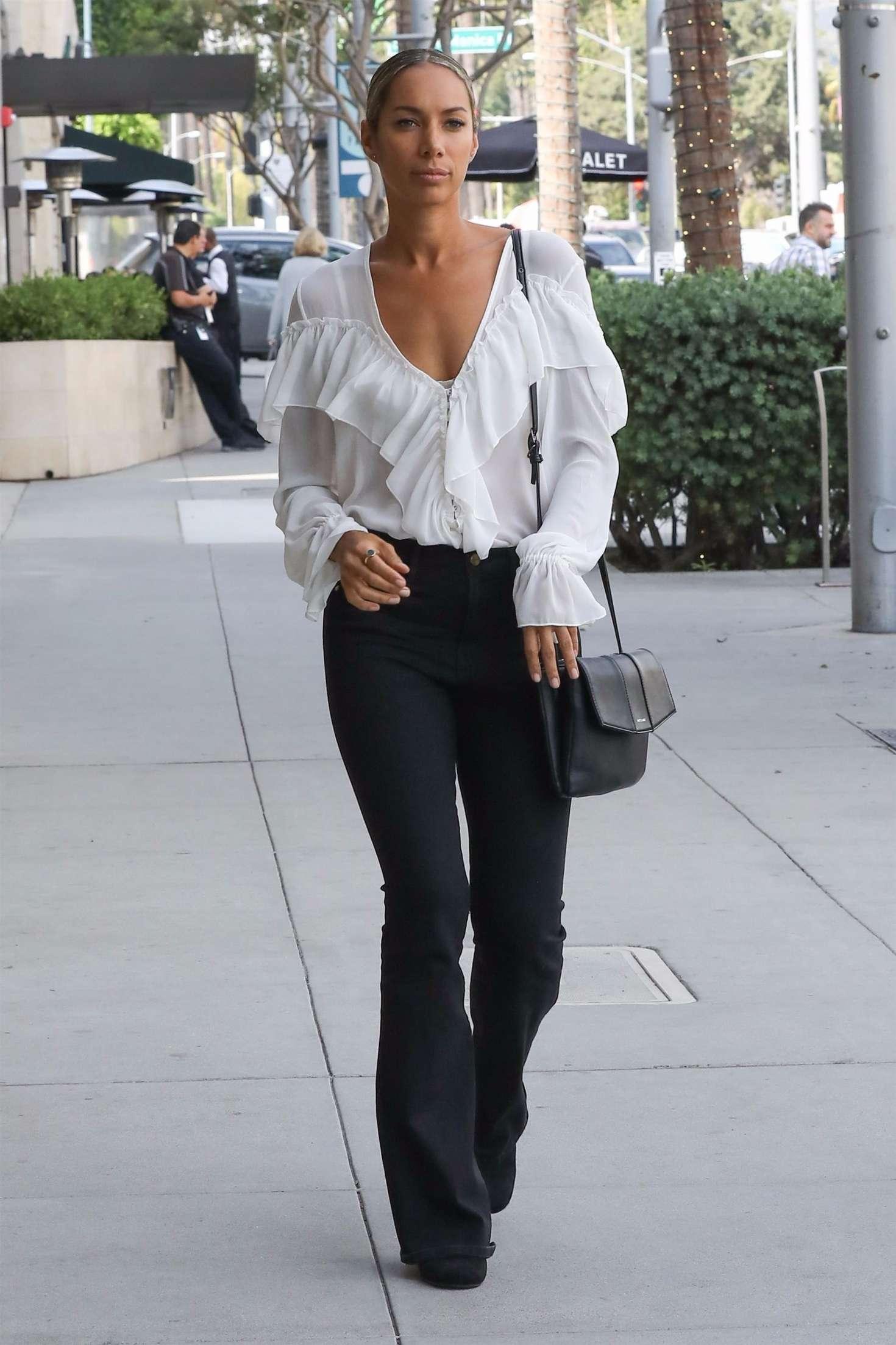 Leona Lewis 2017 : Leona Lewis: Shopping in Beverly Hills -09