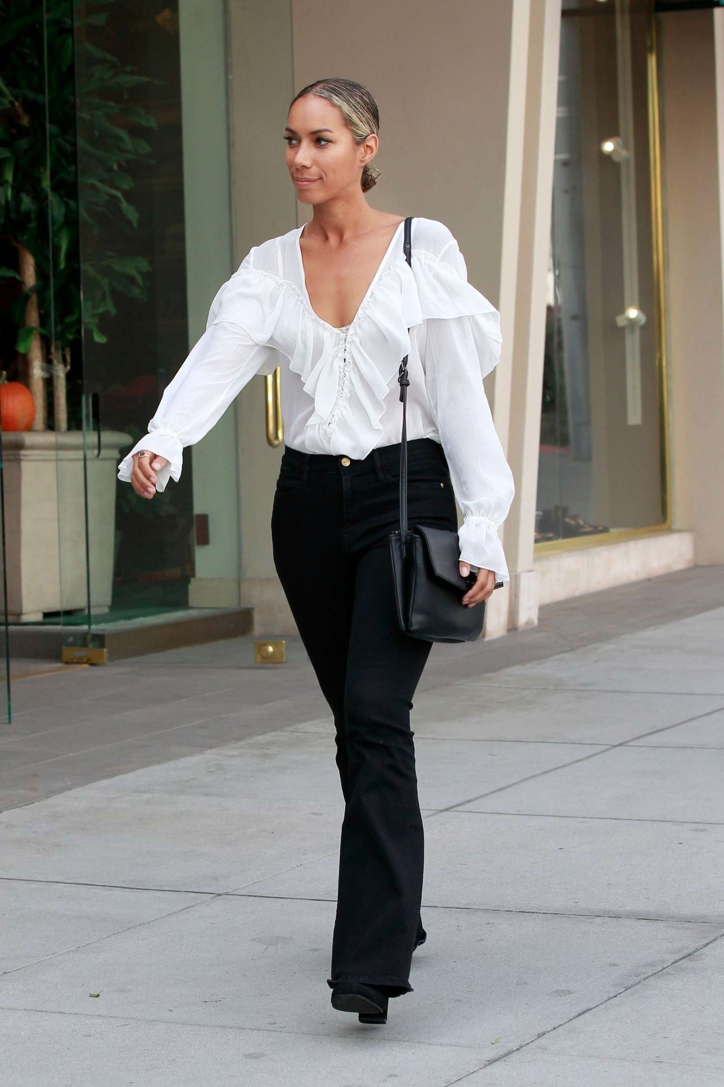 Leona Lewis 2017 : Leona Lewis: Shopping in Beverly Hills -12