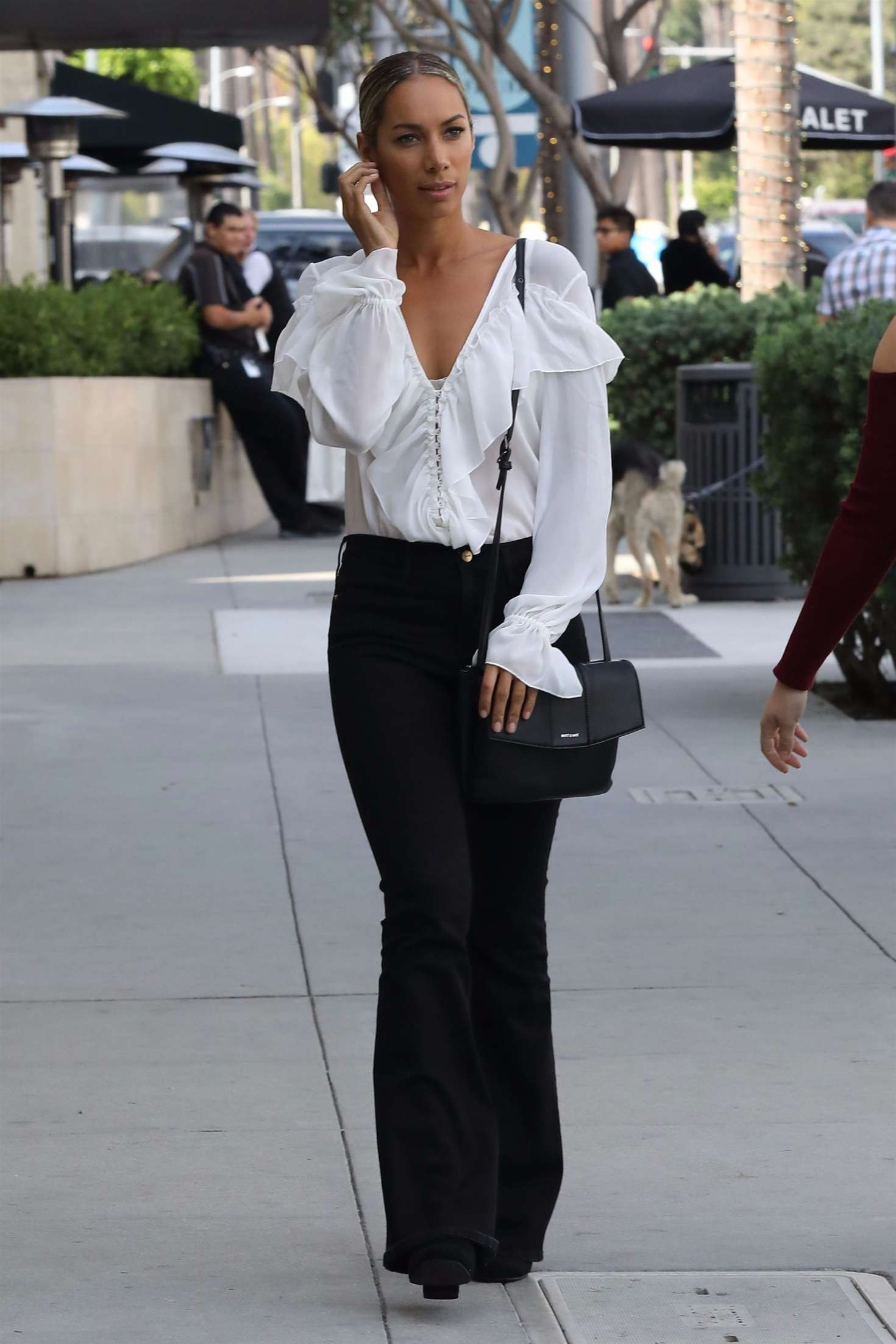 Leona Lewis 2017 : Leona Lewis: Shopping in Beverly Hills -14