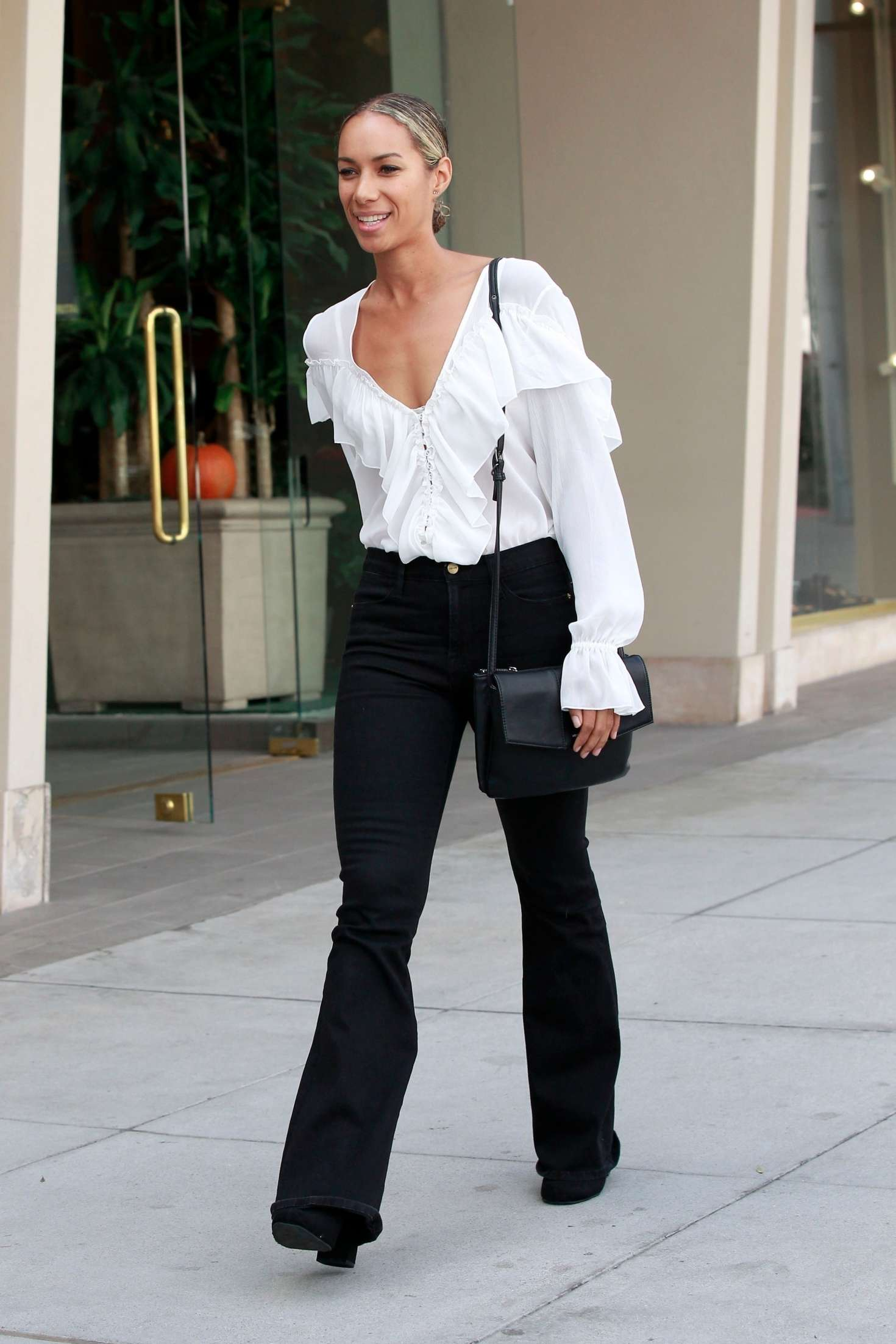Leona Lewis 2017 : Leona Lewis: Shopping in Beverly Hills -16