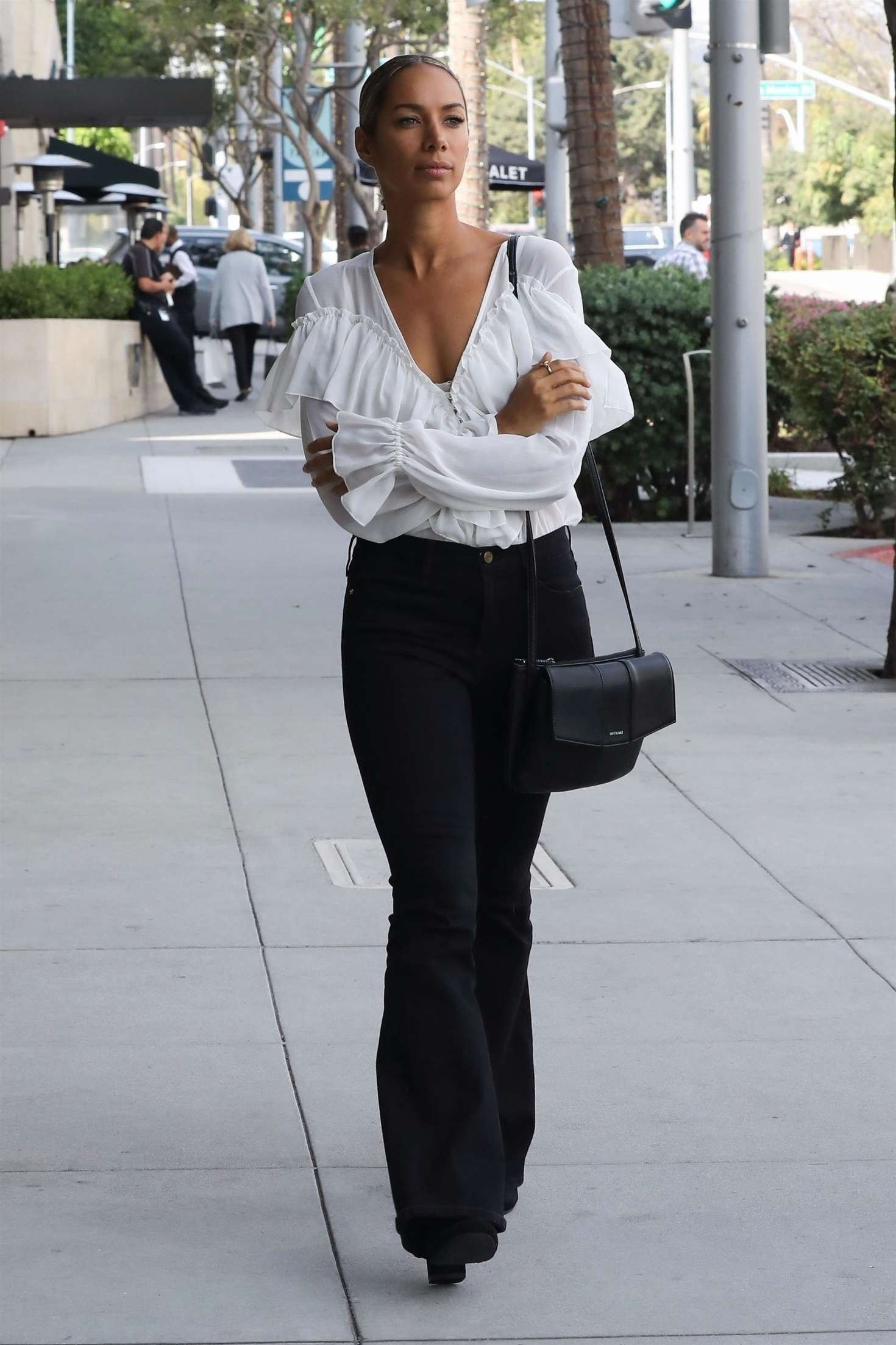 Leona Lewis 2017 : Leona Lewis: Shopping in Beverly Hills -19