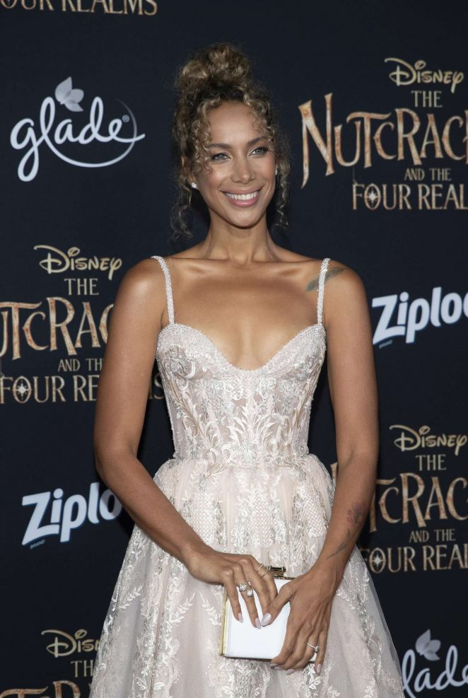 Leona Lewis - 'The Nutcracker And The Four Realms' Premiere in LA