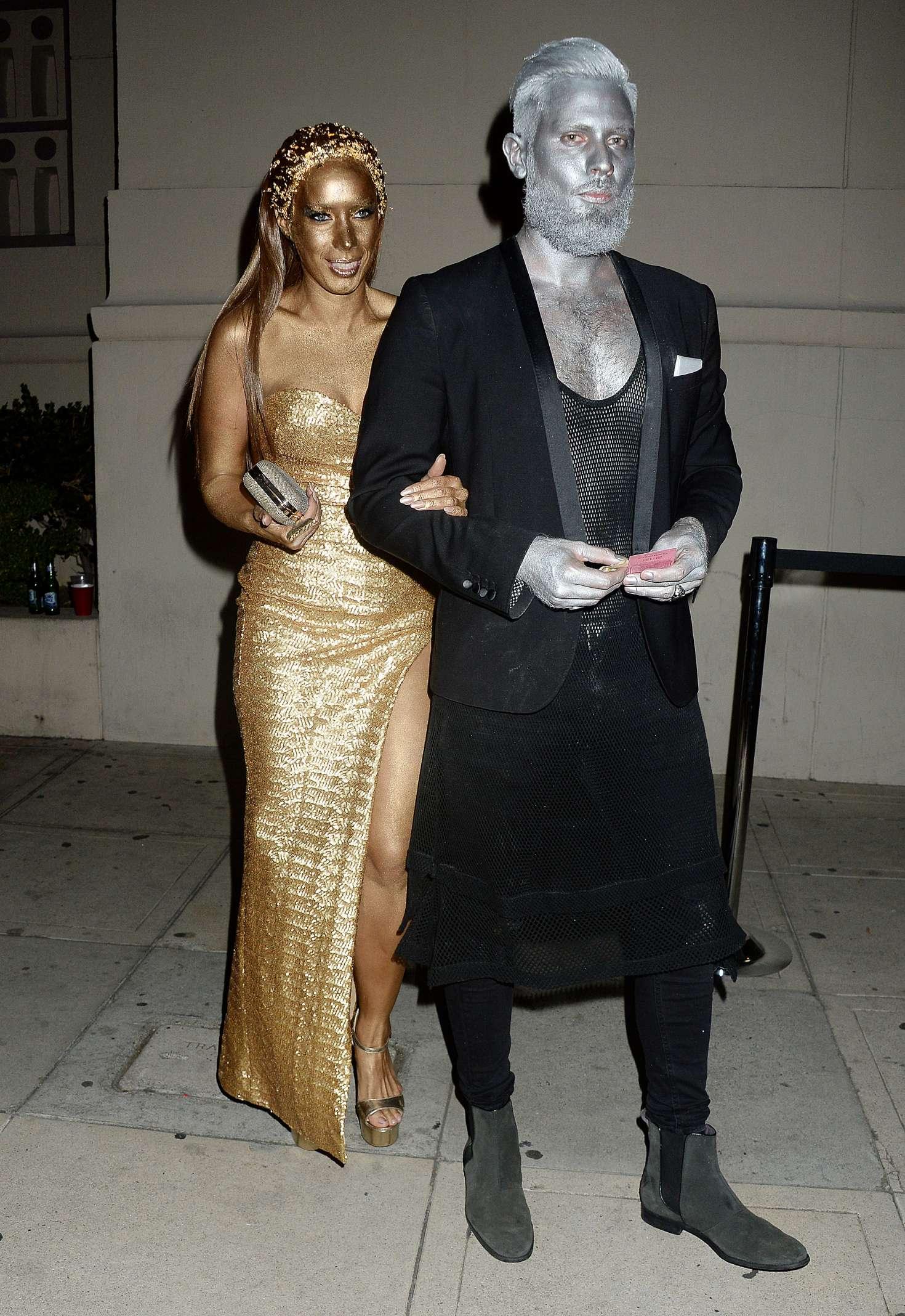 Leona Lewis: Trick or treats 6th Annual treats Magazine Halloween ...