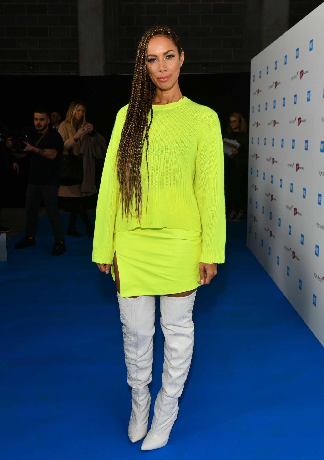 Leona Lewis - WE Day UK held at SSE Arena Wembley