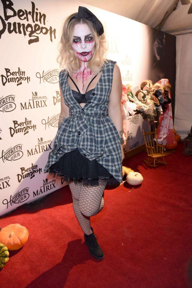 Leonore Bartsch - Halloween Party hosted by Natascha Ochsenknecht in Mitte